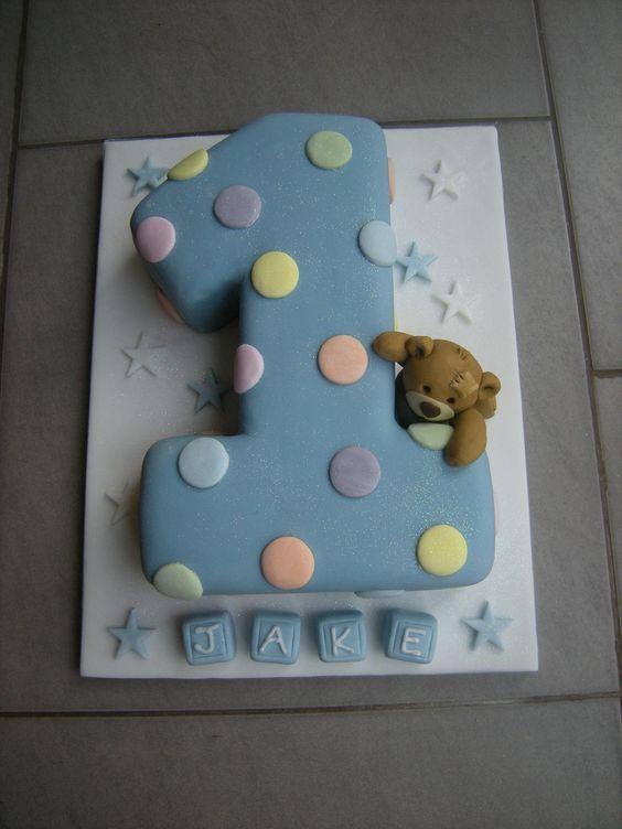 bolo primeiro aniversario 9