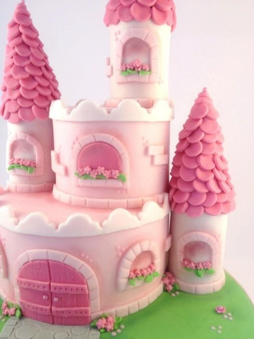 bolo princesa rosa1