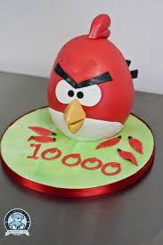 bolo red angry birds