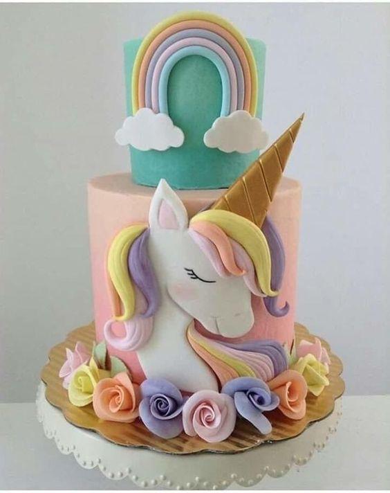 bolo unicornio EVA