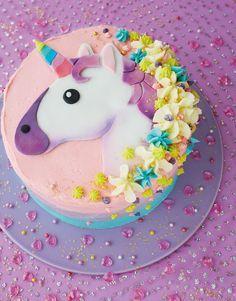 bolo unicornio simples