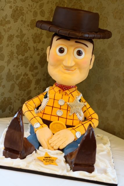 bolo woody toy story