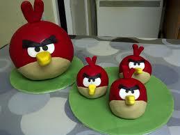 bolos angry bird