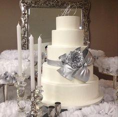bolos bodas de prata