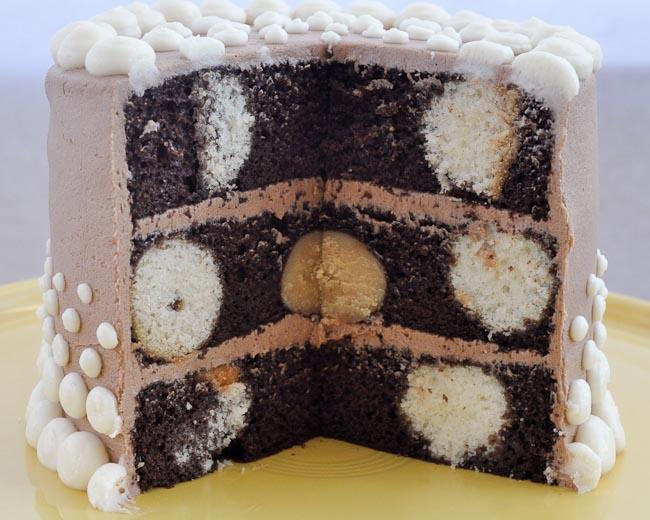 bolos bolinhas interior 7