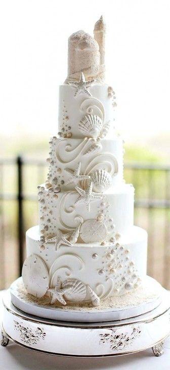 bolos casamento mar 2