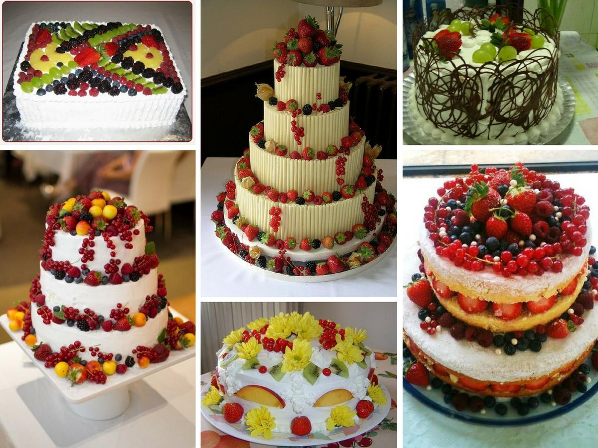 Fotos de diversos bolos