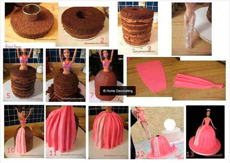bolos criativos feitos casa 11