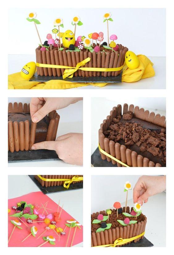 bolos criativos feitos casa 3