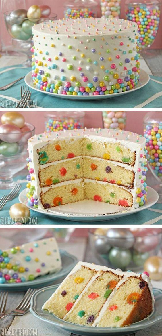 bolos criativos feitos casa 7