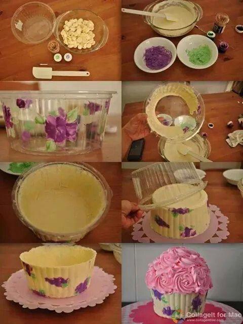 bolos criativos feitos casa bolo bombom