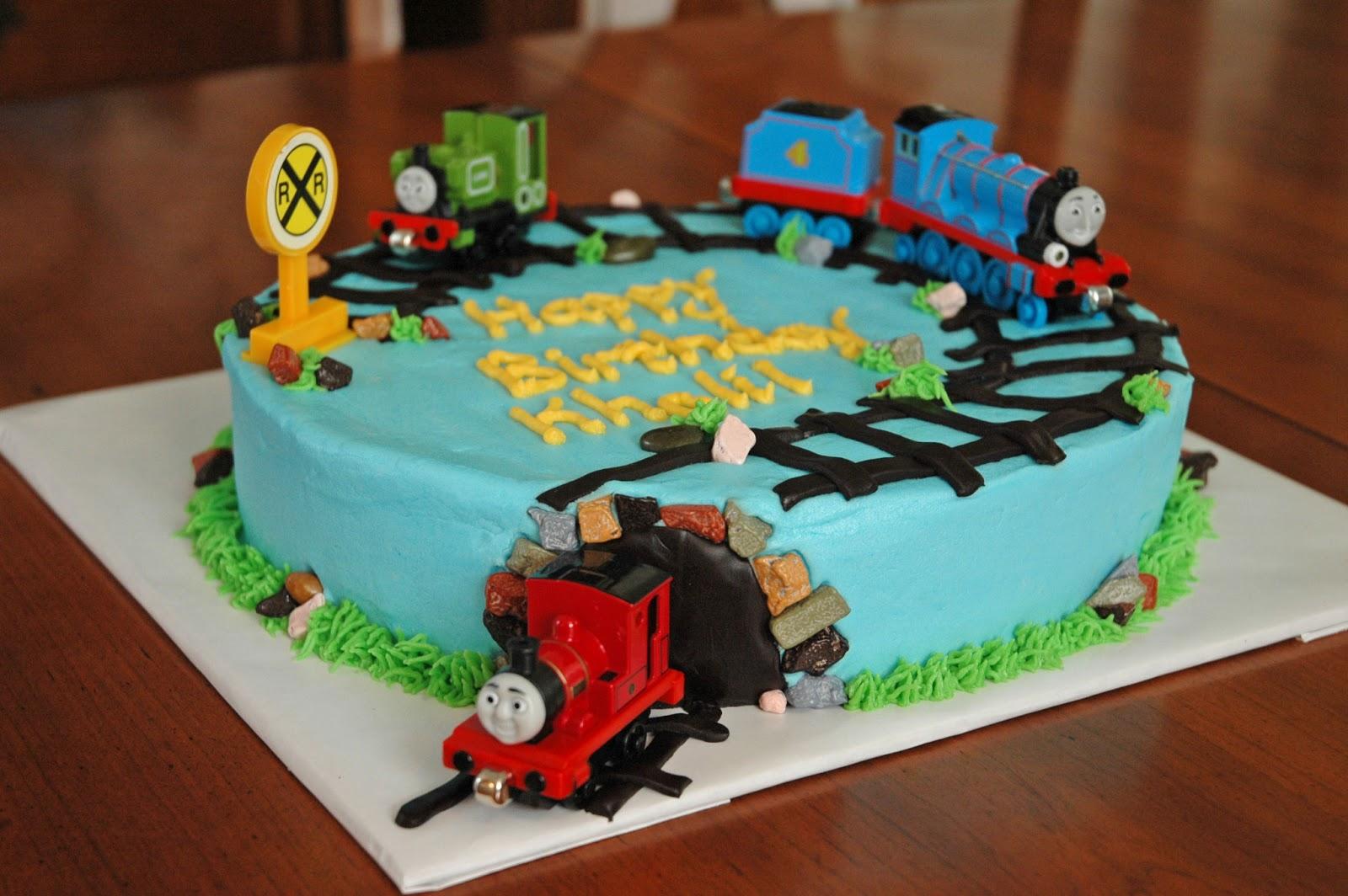 bolos de aniversario comboios
