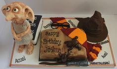 bolos de aniversario harry potter