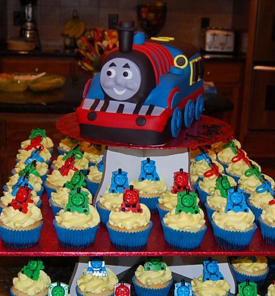 bolos de comboios