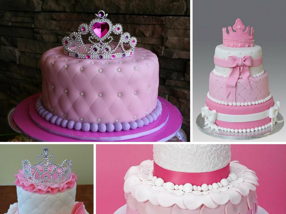 Bolo De Aniversário Com Frases: Bolo De Aniversário De Princesa