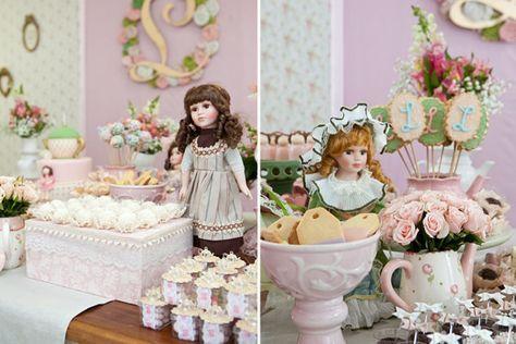 bolos decoracao cha boneca 16