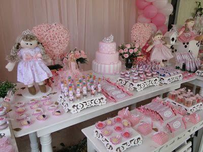 bolos decoracao cha boneca 8