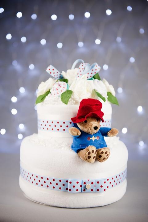 bolos decorados Urso Paddington