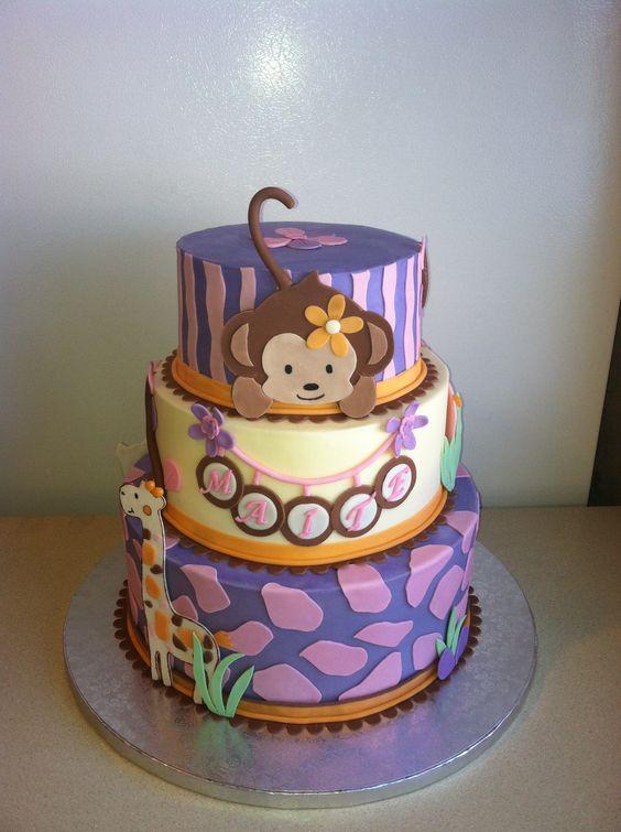 bolos decorados aniversario 12