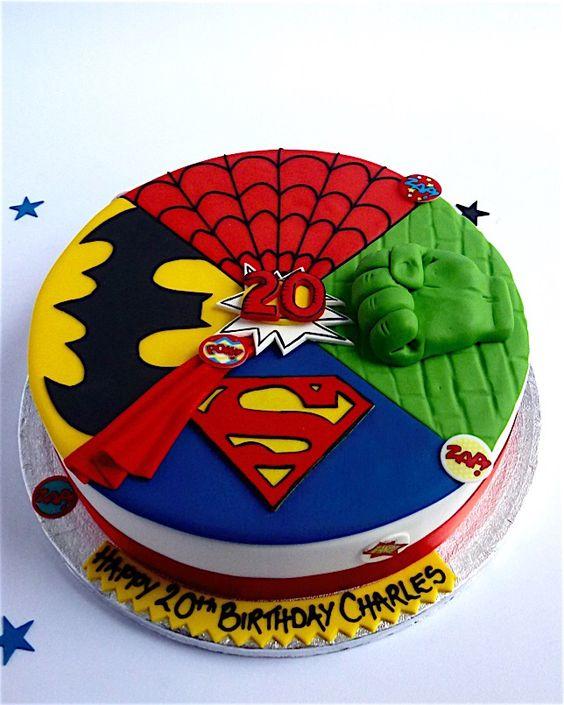 bolos decorados aniversario 14