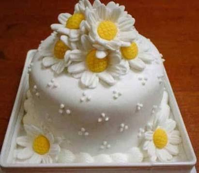 bolos decorados aniversario 2