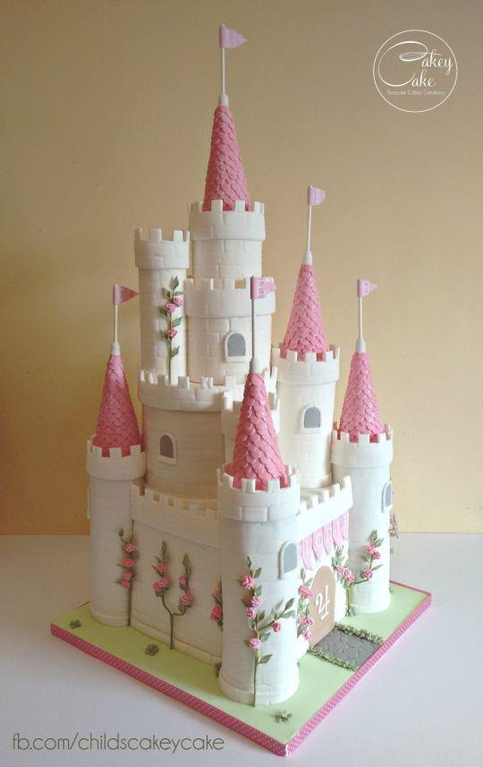 bolos decorados aniversario 3