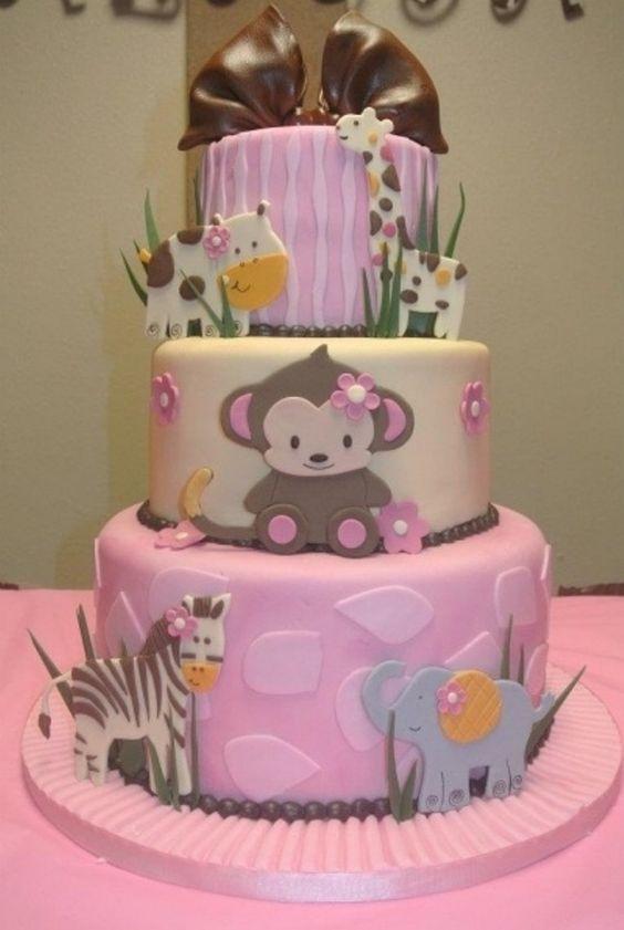 bolos decorados aniversario 5