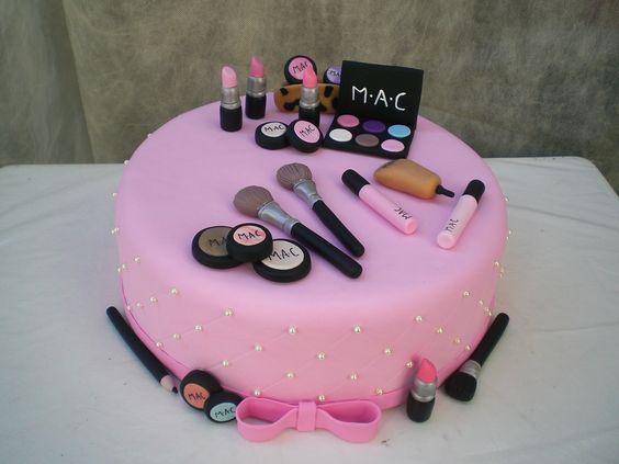 bolos decorados aniversario 6