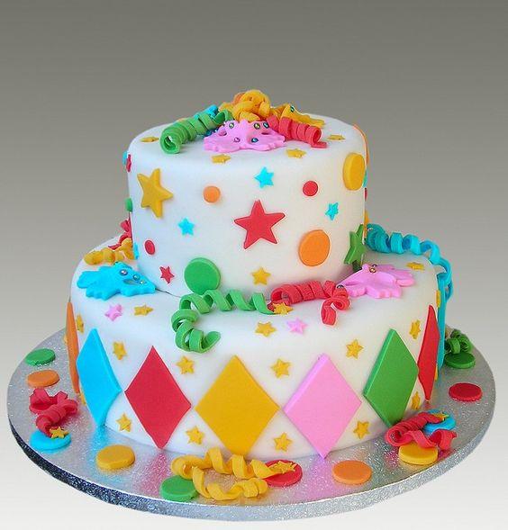bolos decorados carnaval 1