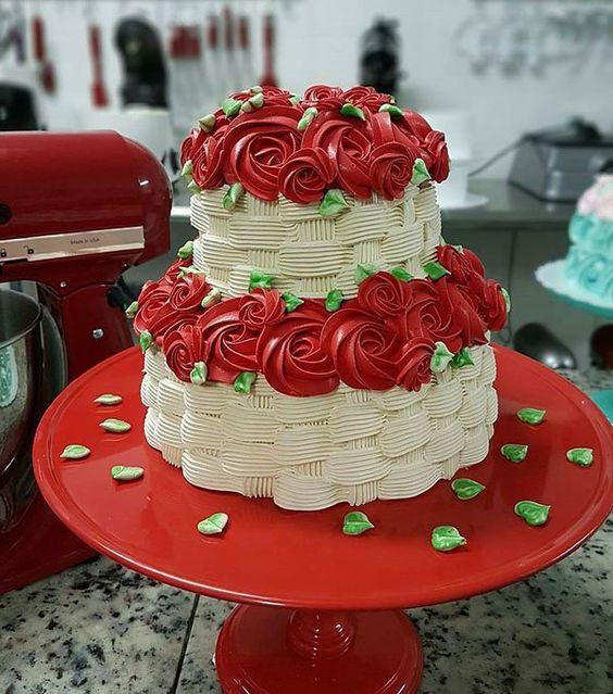 bolos decorados chantininho 4