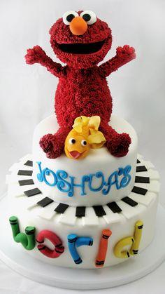 bolos decorados elmo