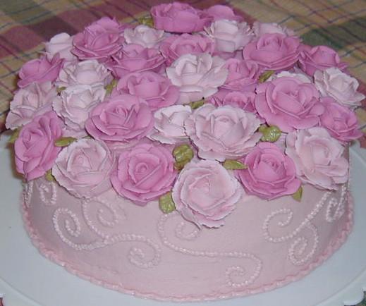 bolos decorados glace 2