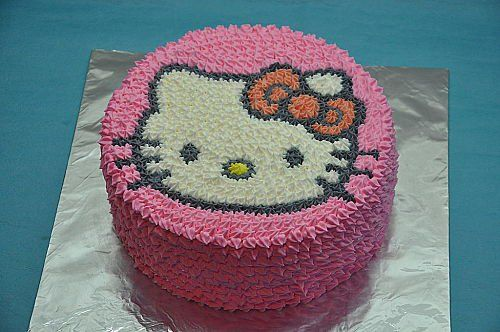 bolos decorados hello kitty 16