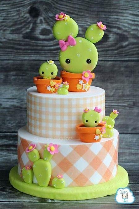 bolos decorados kawaii 4