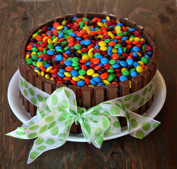 bolos decorados mm