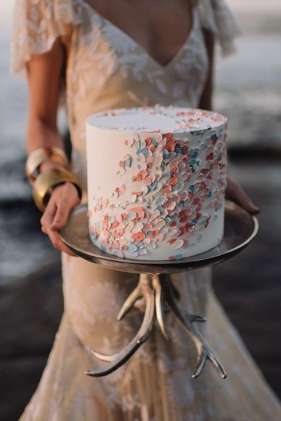 bolos decorados noivado 14