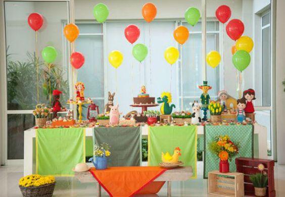 bolos decorados pica pau amarelo 8