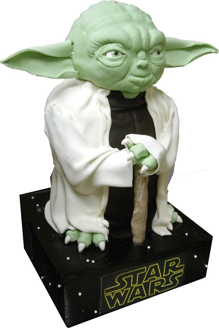 bolos decorados star wars