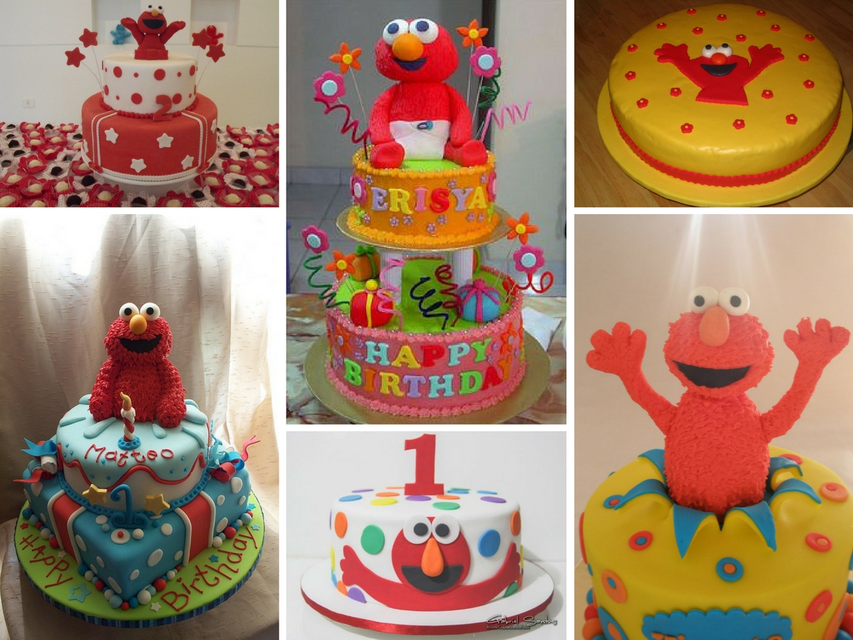 Bolos Decorados do Elmo