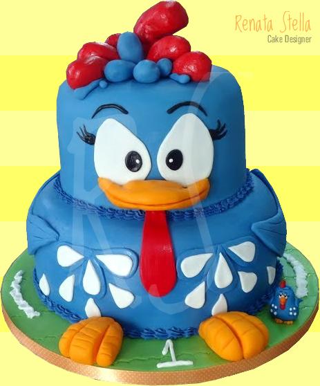 bolos galinha pintadinha 2