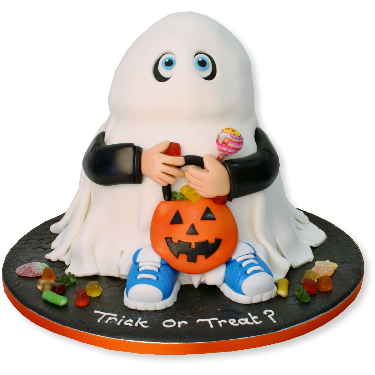 bolos halloween