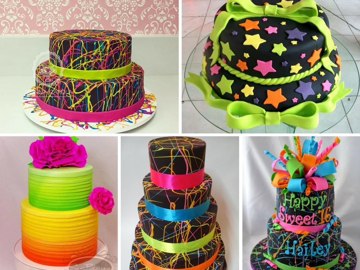 Cake Neon