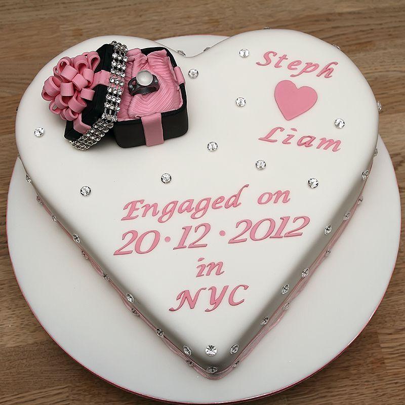 bolos noivado