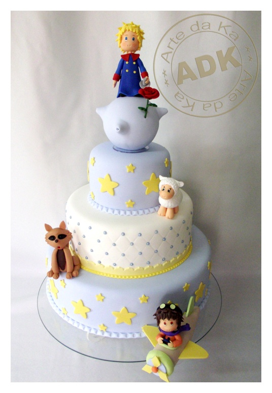 bolos pequeno principe