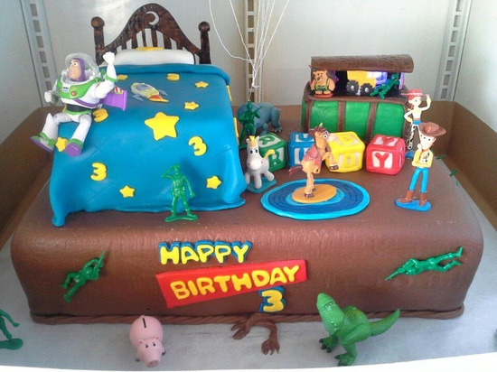 bolos toy story