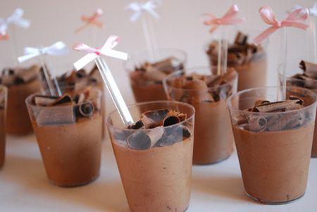brigadeiro raspas chocolate copo