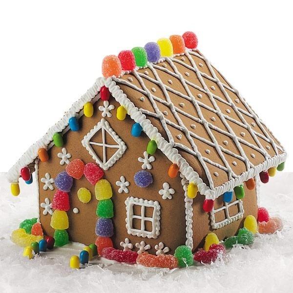 casa gengibre natal