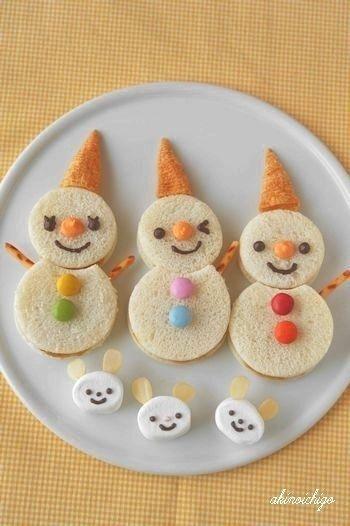 comida saudavel natal crianca lanche