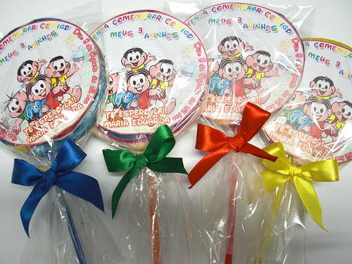 convite de festa original criança