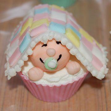 cupcake festa de bebe
